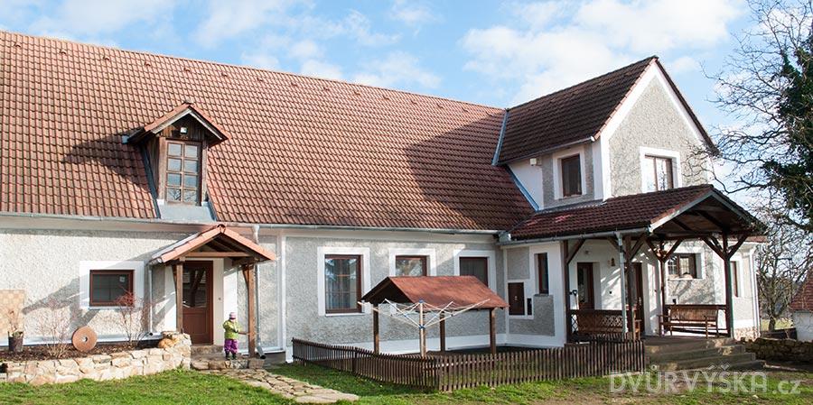 Farma Dvůr Výška Ubytování na Farmě Jižní Čechy Milevsko